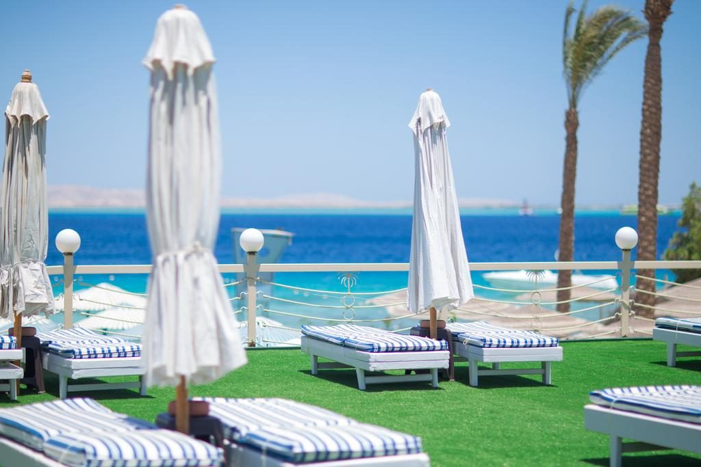 Egiptas/ Hurgada viešbutyje 5* Minamark Resort