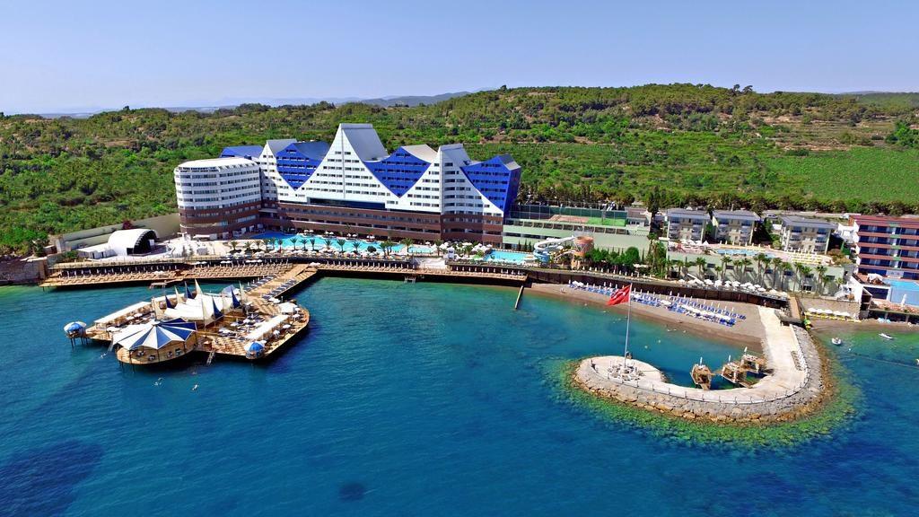 Turkija 5* viešbutyje ORANGE COUNTY RESORT