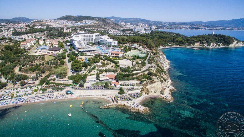 Turkija 2020 m. 5* viešbutis Kušadasio kurorte