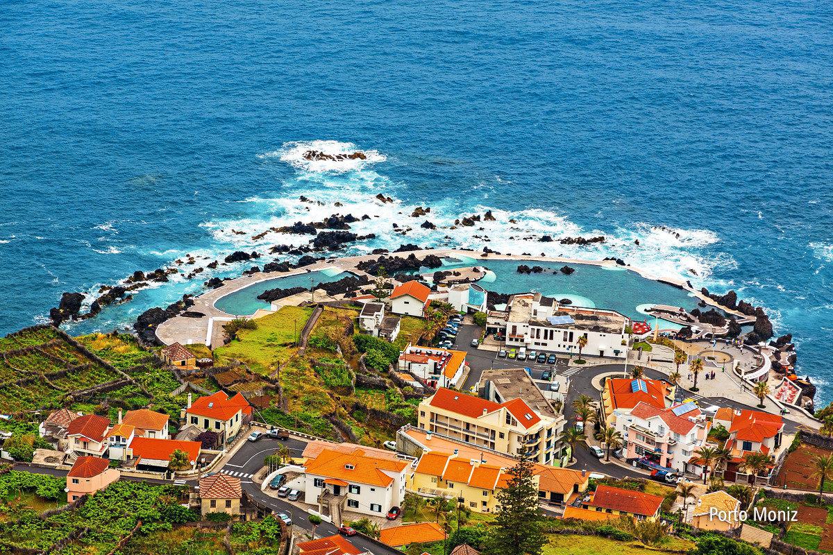 Madeira/ Portugalija puikiame 5* viešbutyje