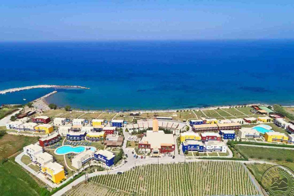 Graikija/ Rodo sala 2020 m. gegužę