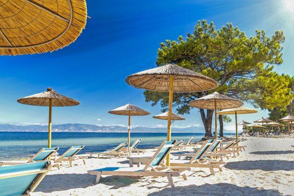 Graikija/Tasos sala birželio mėnesiui 2020 m.