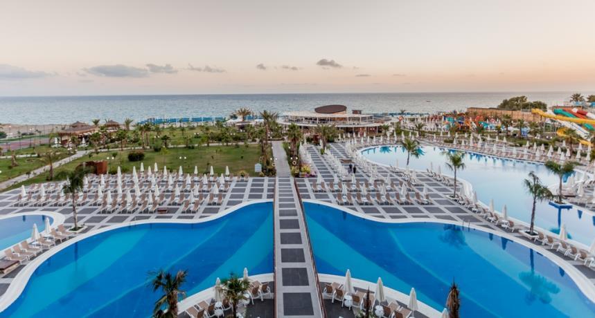 Turkija 5* viešbutyje Sea Planet Resort