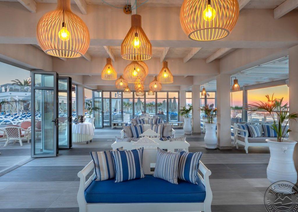 Kreta nuostabiame viešbutyje su viskas įskaičiuota