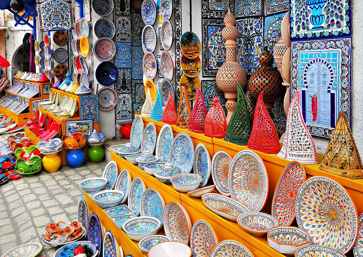 Tunisas iš Vilniaus 2020 m. balandį