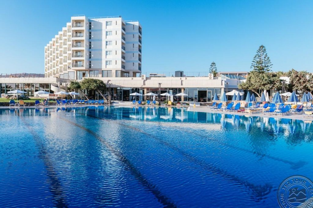 Kreta puikiame 4+* viešbutyje pavasarį