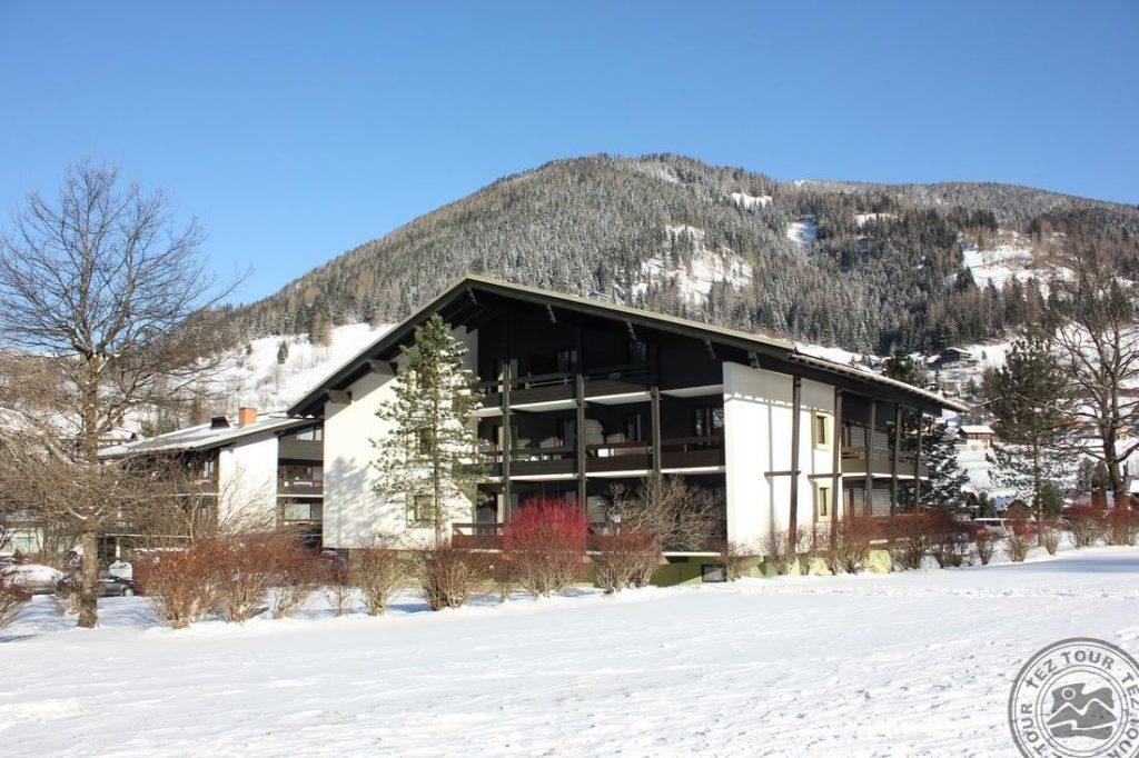 Slidinėjimas Austrijoje sausio mėnesį