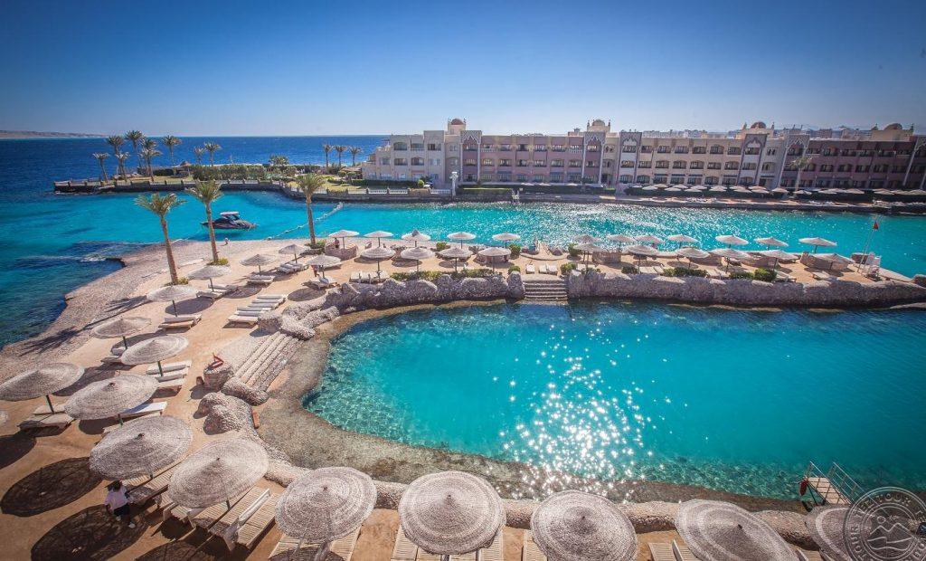 KALĖDOMS. Egiptas/ Hurgada viešbutyje