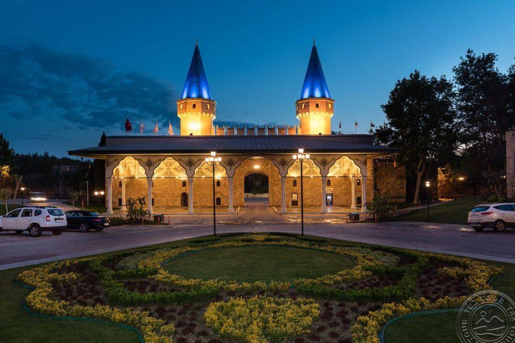 Prabangus poilsis Turkijoje 5* SWANDOR HOTEL