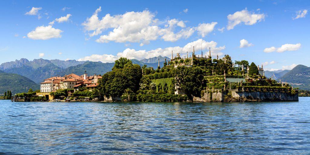 """Pažintinė kelionė """"Vaizdas į septynis ežerus"""" Italija"""