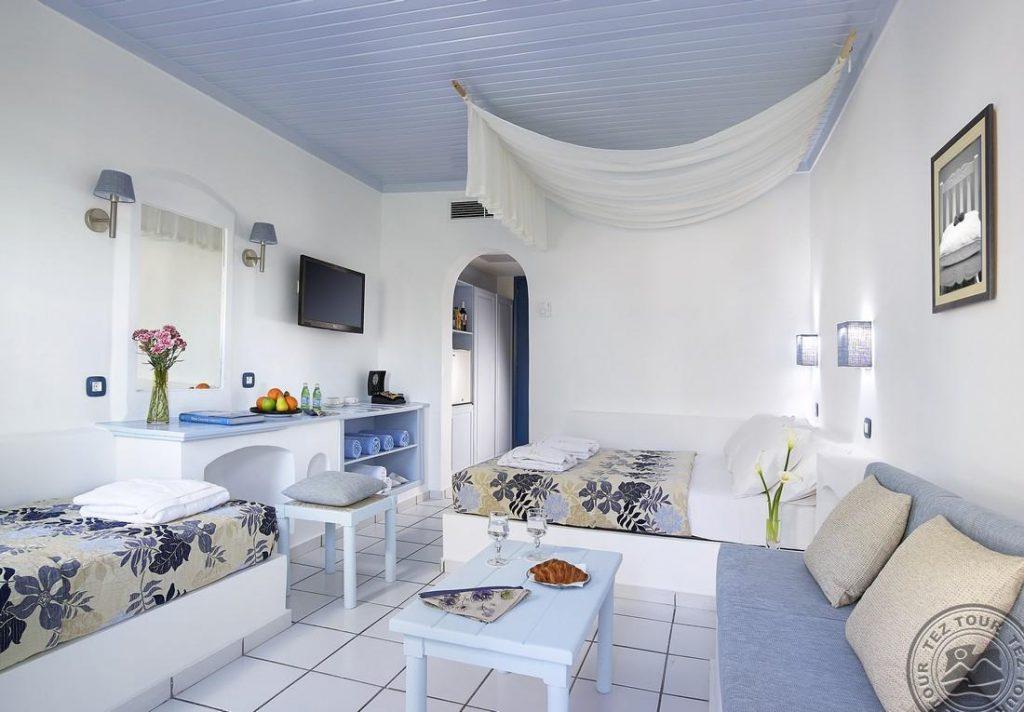 Kreta 4+* viešbutyje su viskas įskaičiuota Aldemar Cretan Village
