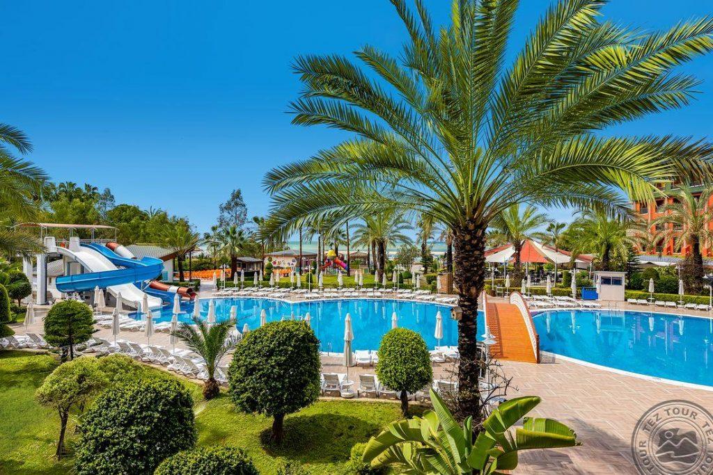 Turkija 5* viešbutyje Annabella Diamond
