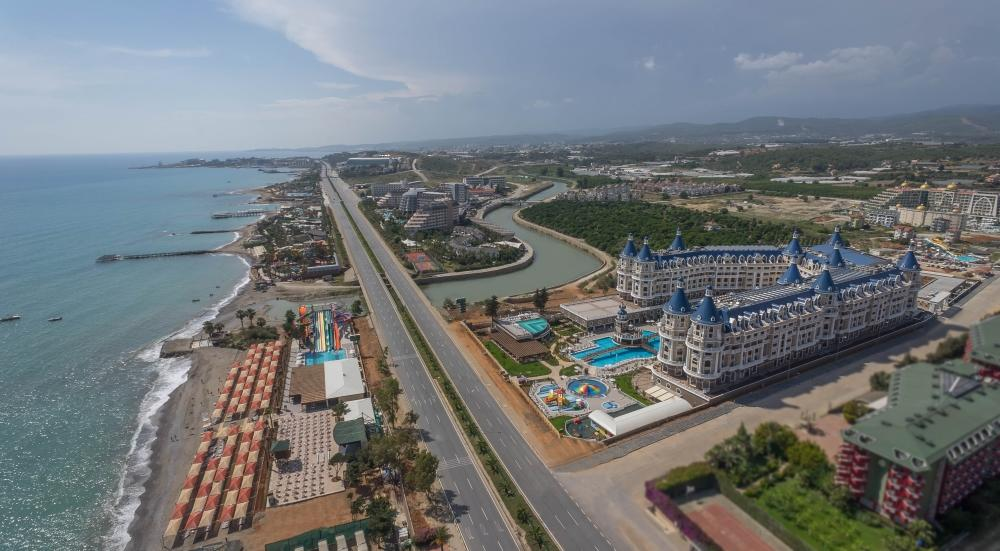 Turkija 5* viešbutyje Haydarpasha Palace