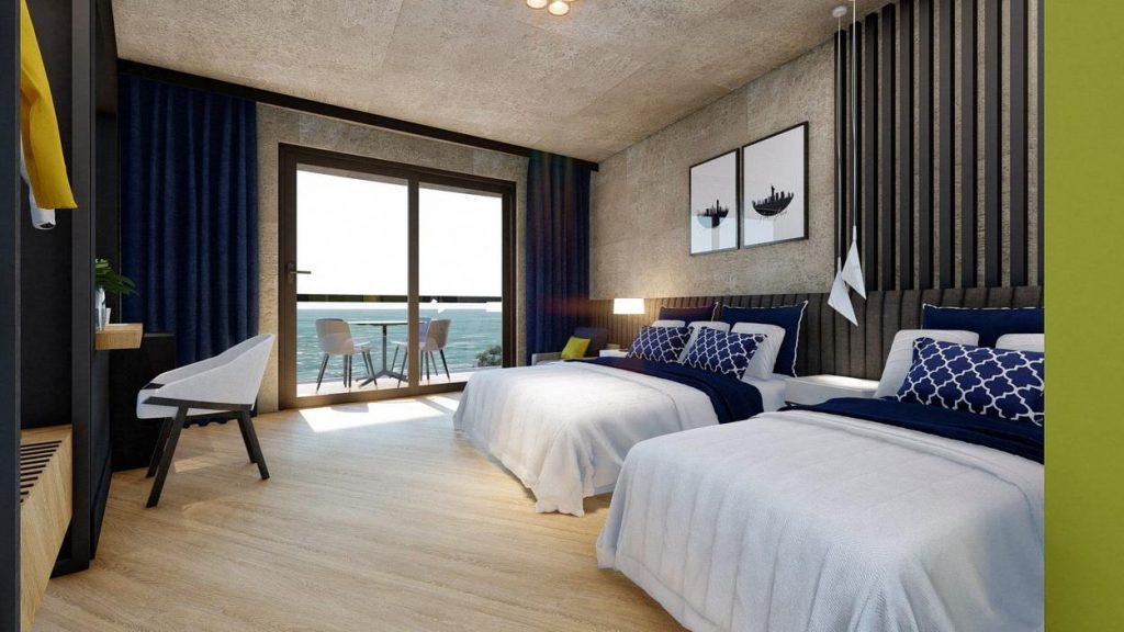Turkija naujame viešbutyje Noxxin Deluxe