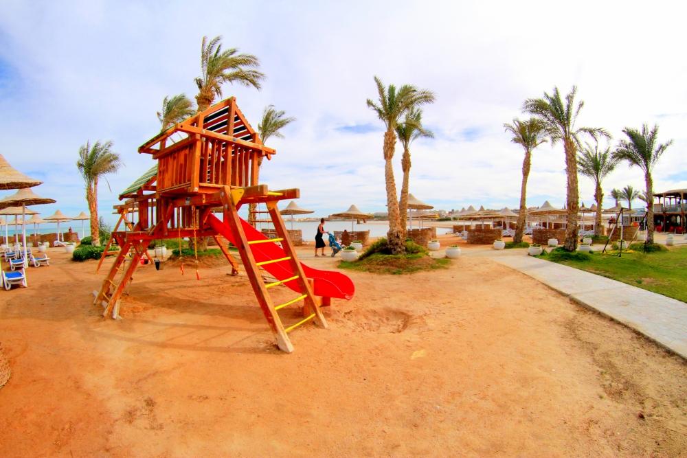 Egiptas 4* viešbutyje Hurgadoje Panorama Bungalows
