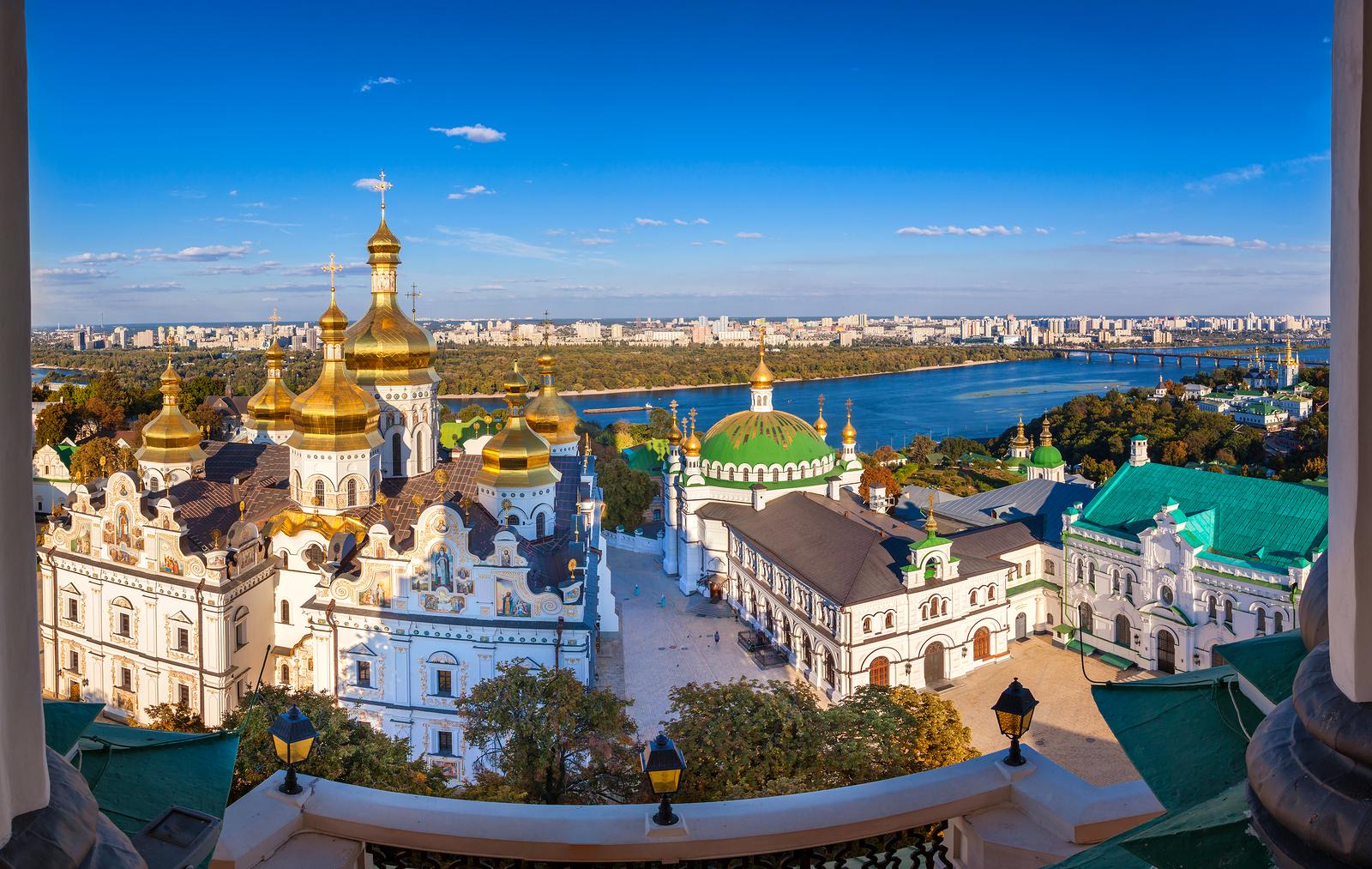 Apgyvendinimas i Kijeve balandį