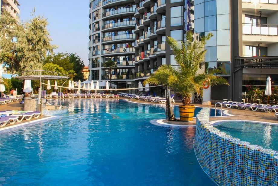 Poilsis Bulgarijoje puikiame 4* viešbutyje Meridian