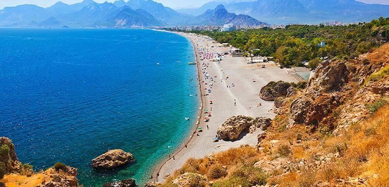Poilsis Turkijoje vaikų atostogų metu