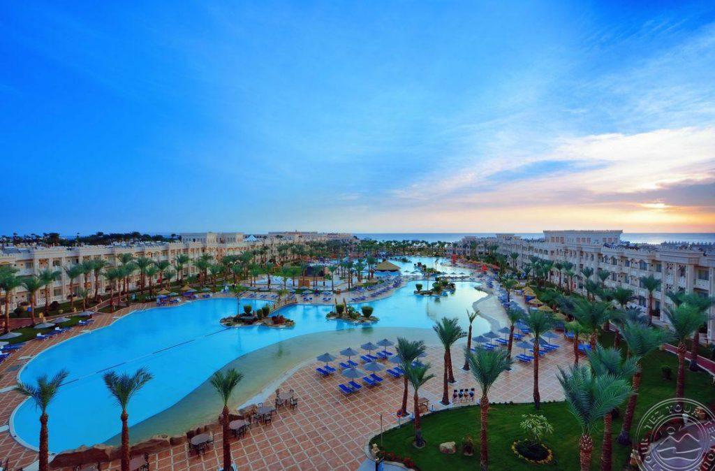Egiptas 5* viešbučiuose