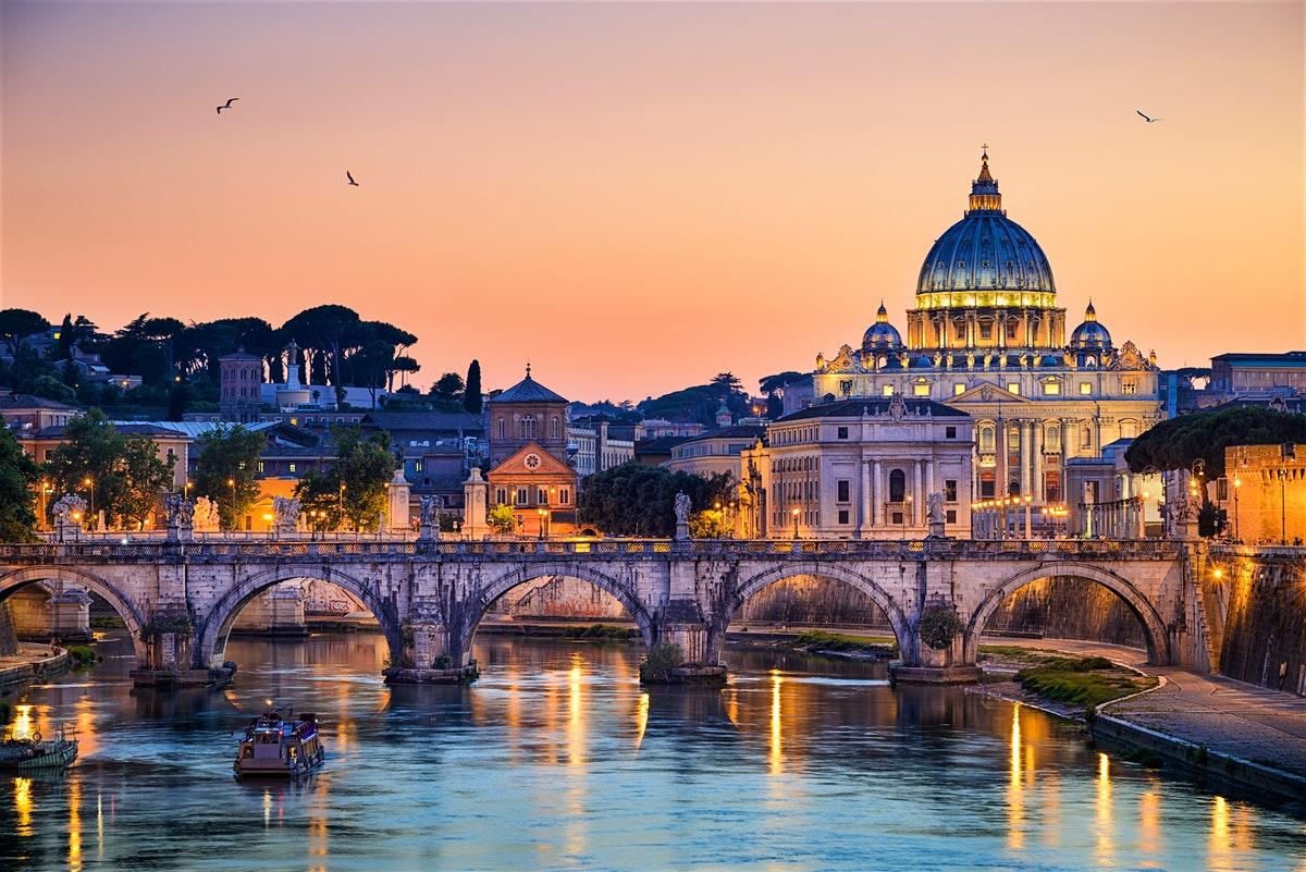 Visi keliai veda į Romą