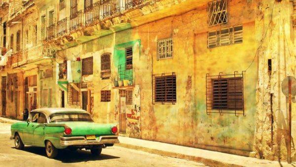 Kelionė į Kubą iš Varšuvos rugsėjį