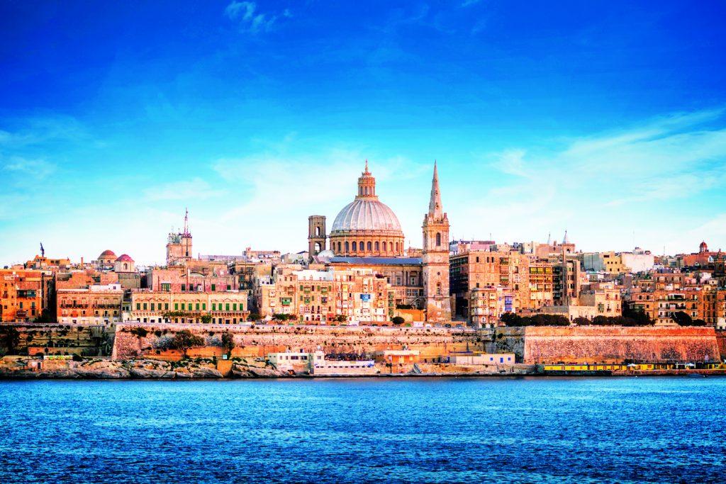 Skrydis į Maltą kovo mėnesį