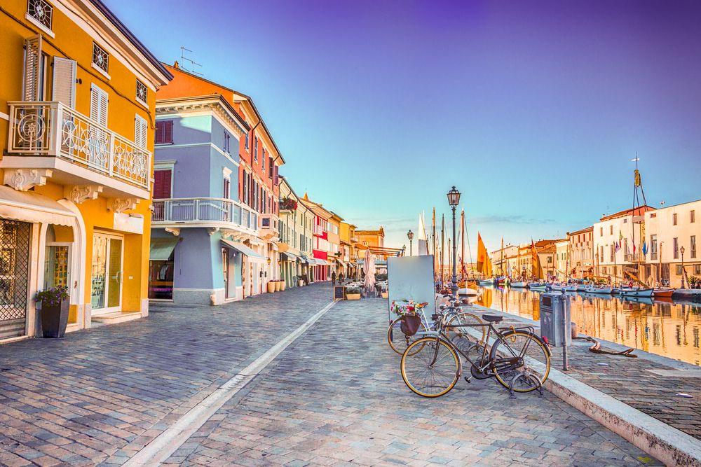 Pigus skrydis į Italiją/ Riminis