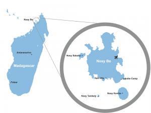 Madagaskaras tiesiogiai iš Rygos!