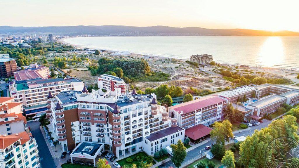 Poilsis Bulgarijoje 4* viešbutyje šeimoms