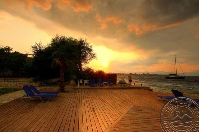Graikija/ Peloponesas su pusryčiais 4* Florida Blue Bay