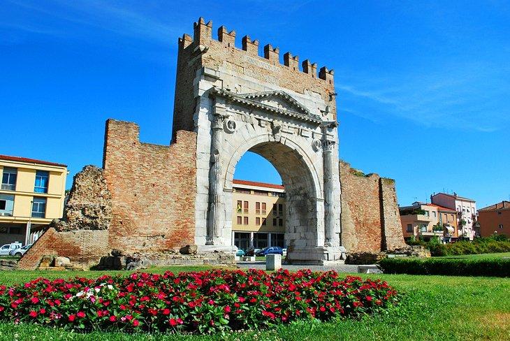 Italija/ Riminis birželio mėnesį