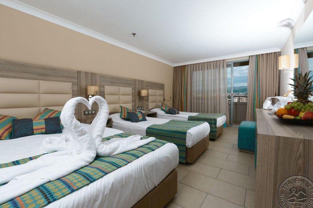 Turkija 5* viešbutyje Club Insula Resort