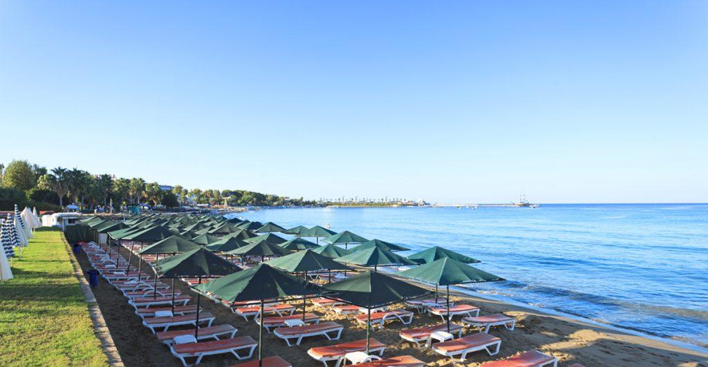 Turkija 5* viešbutyje My Home Resort