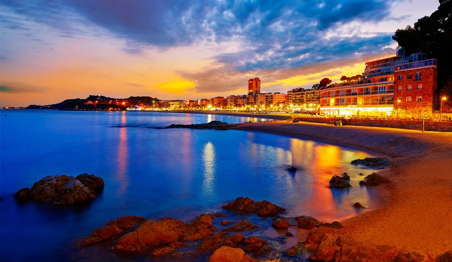 Ispanija/ Kosta Brava spalio mėnesį