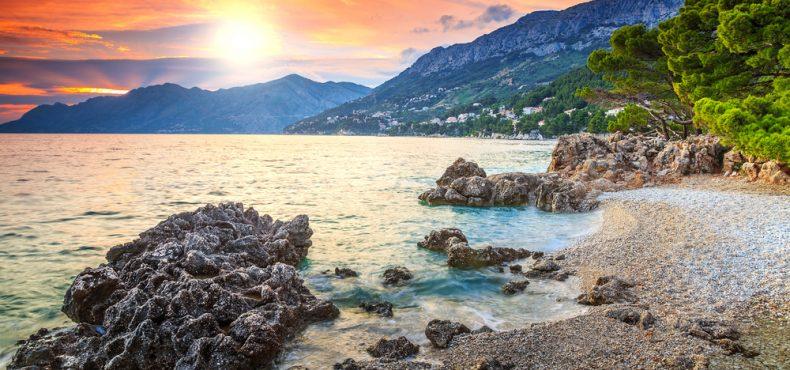 Pietų Kroatija. Kelionė autobusu