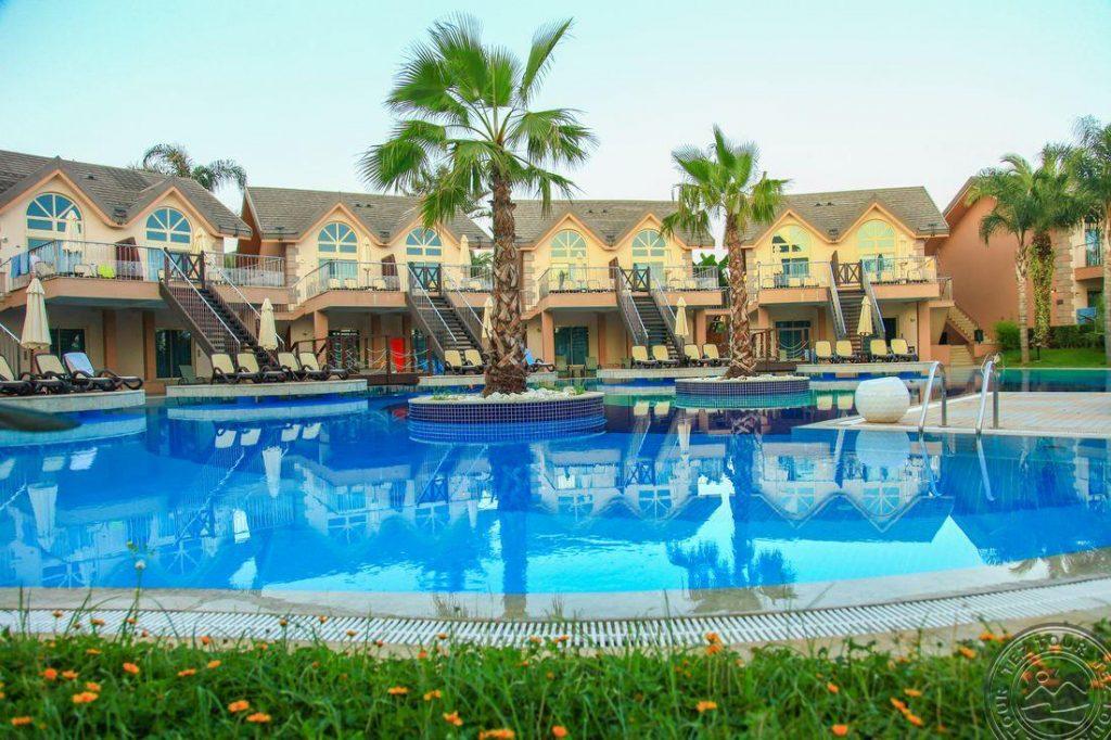 Turkija 2020 m. 5* viešbutyje LONG BEACH RESORT