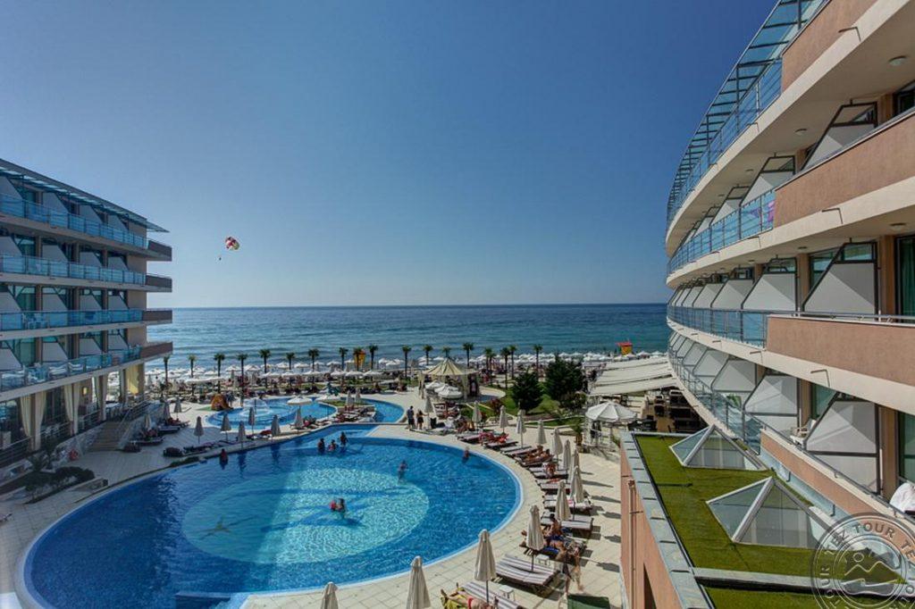 Poilsis Bulgarijoje 4* viešbutyje Zornitza Sands