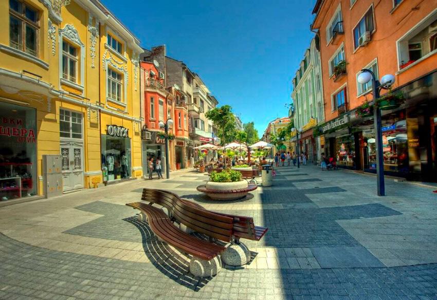 Poilsis Bulgarijoje 4* viešbutyje Best Western