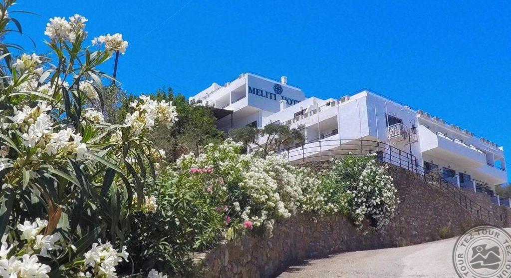 Kreta jaukiame viešbutyje