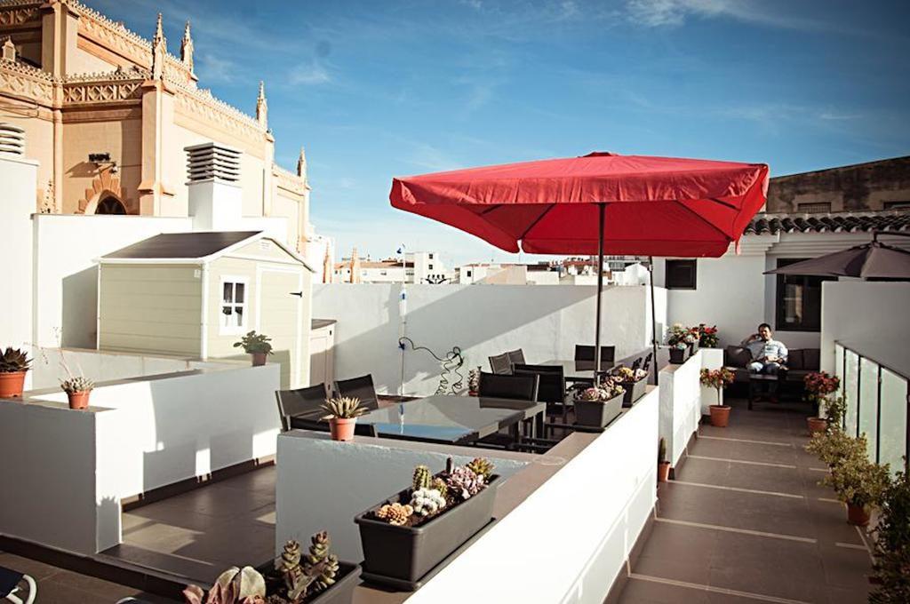 Viešbučiai Malagoje/ Ispanijoje