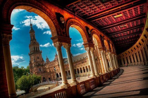 Viešbučiai Sevilijoje/ Ispanijoje