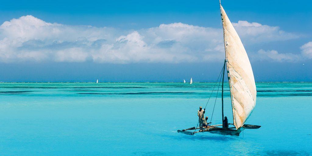 Zanzibaras žiemą