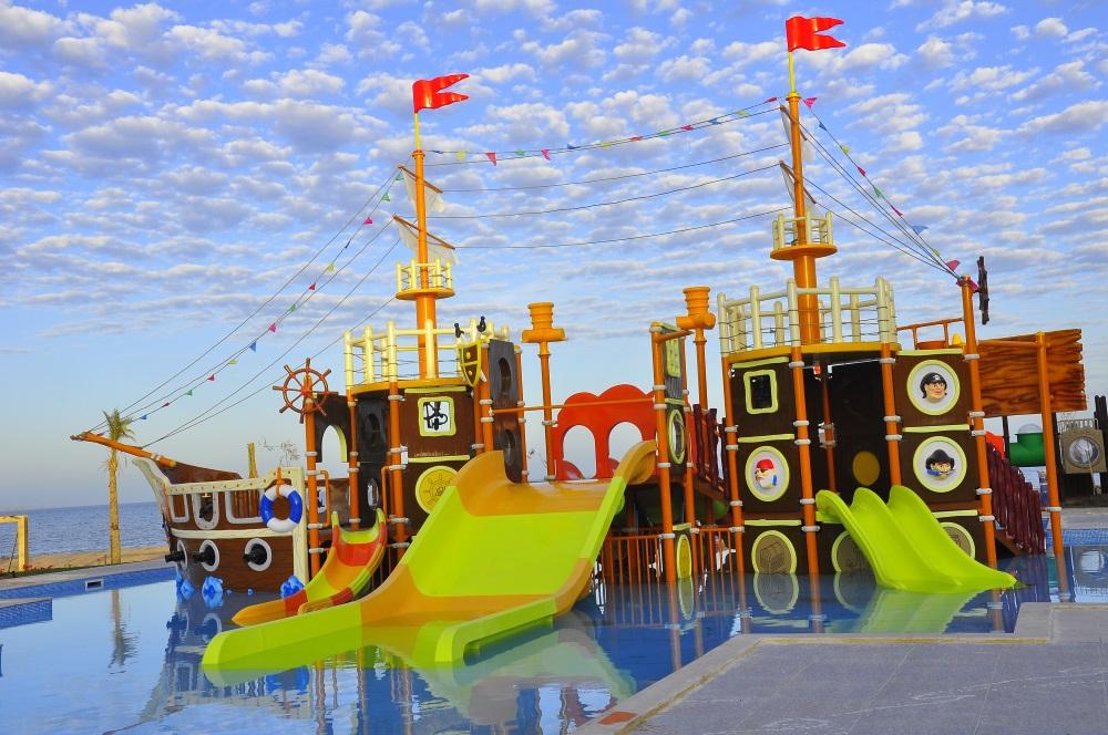 Egiptas/ Hurgada 5* Titanic Royal