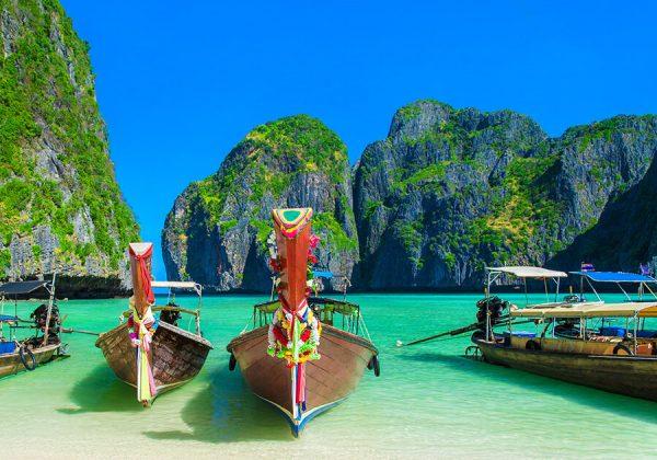 Tailandas 2020 m. kovo mėnesį