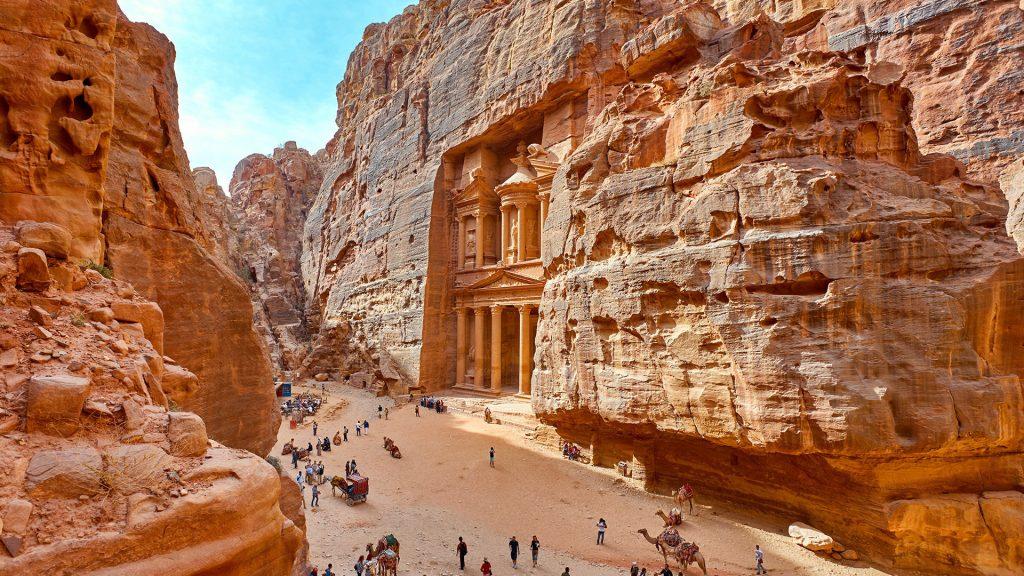 Pažintinė kelionė į Jordaniją lapkritį