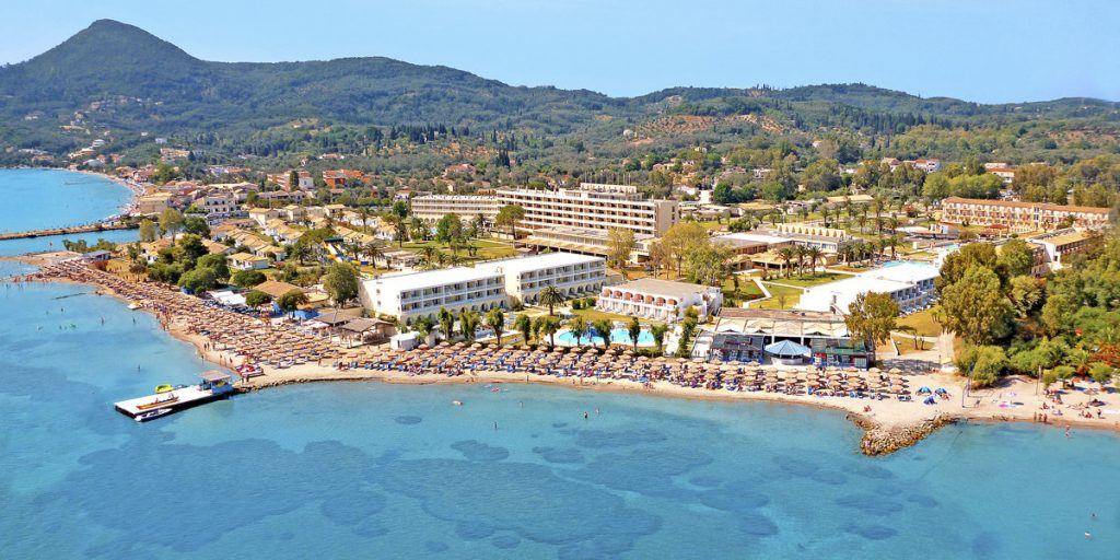 Graikija/ Korfu sala rudens atostogoms