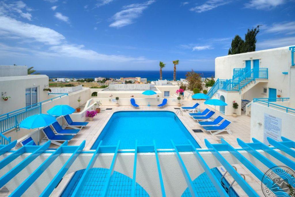 Poilsis Kipre 2020 m. balandį