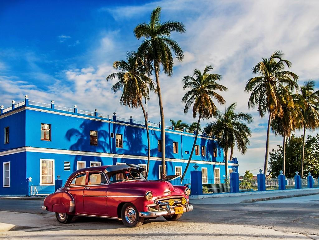 Kelionė į Kubą iš Varšuvos lapkritį
