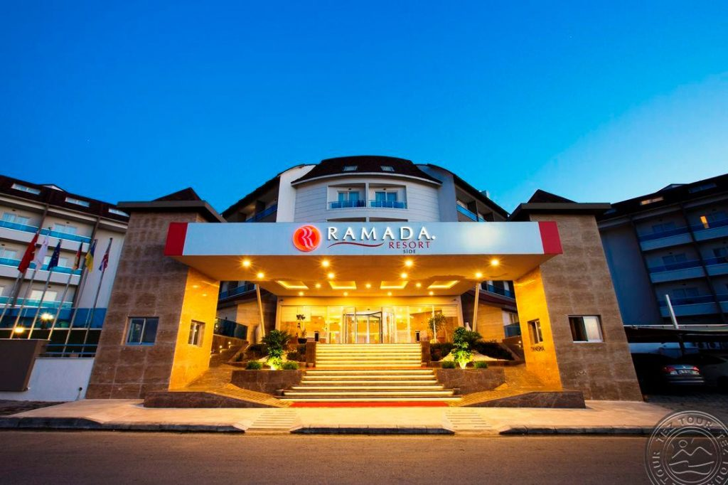 Turkija rugsėjo mėnesį 5* Ramada Resort Side