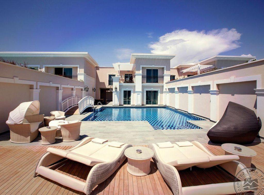 Turkija spalio mėnesį 5* viešbutyje Beleke